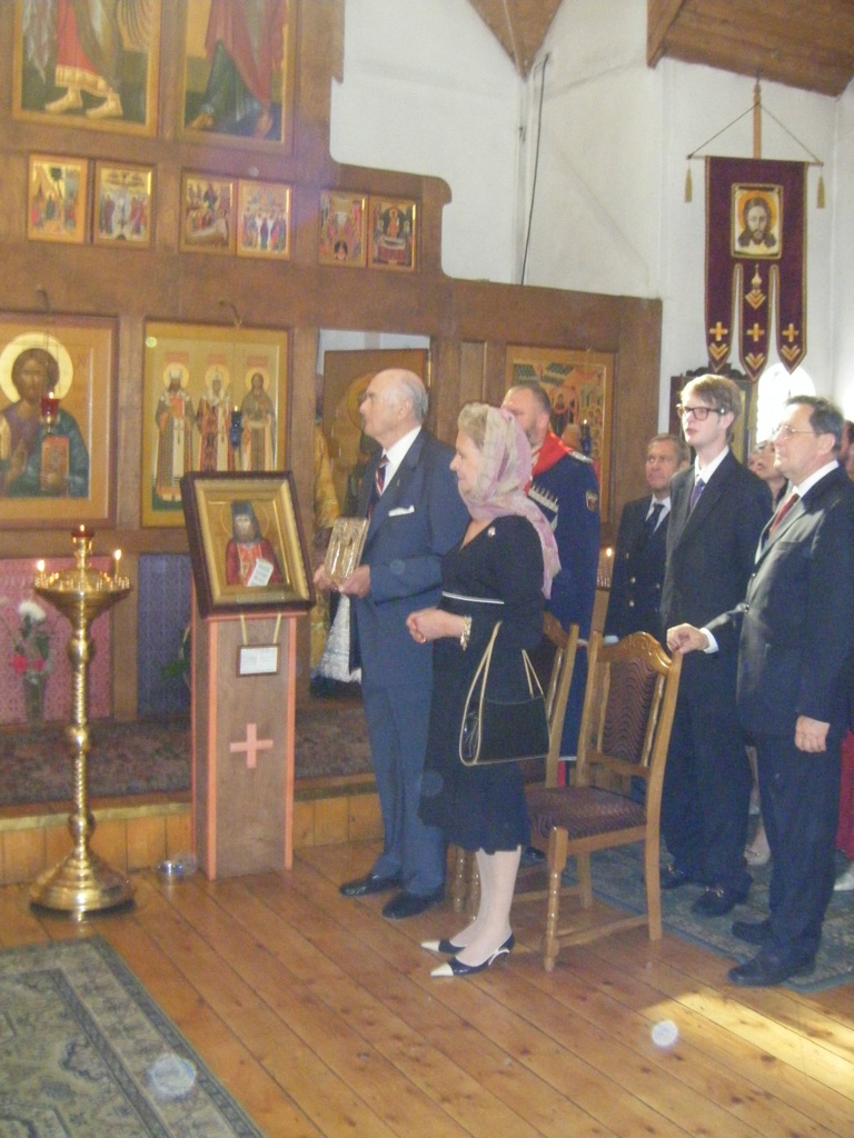 The Church of the Fyodor's Icon of the Mother of God  in St Petersburg